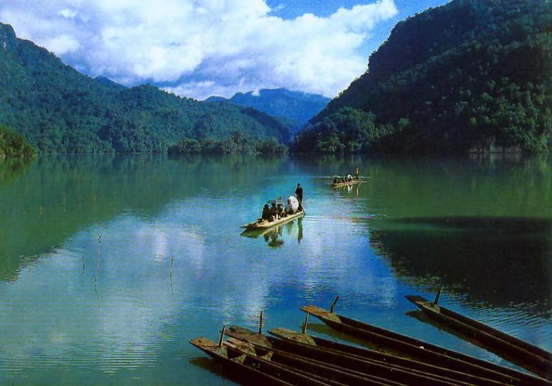 Ba Be National Park Adventure 2 days - Hanoi - Ba Be lake tour