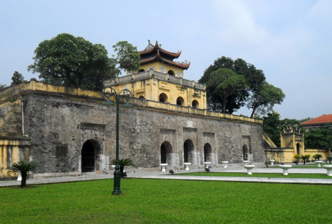 Imperial Citadel Thang Long Hanoi Hanoi Attractions