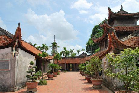 but thap pagoda bac ninh