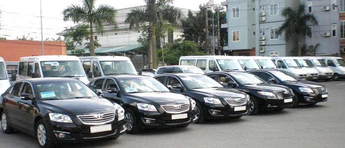 car rental Hanoi