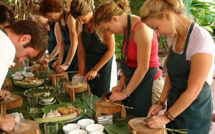 Cooking class in Hanoi