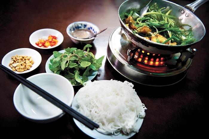 Grilled fish Hanoi