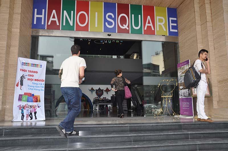 hang da market hanoi