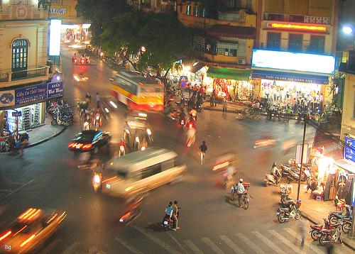 Night Tour Hanoi - 4 Hours Explore Hanoi at Night