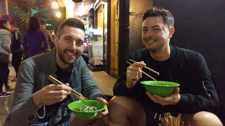Street food Hanoi - The world's best foodie destination