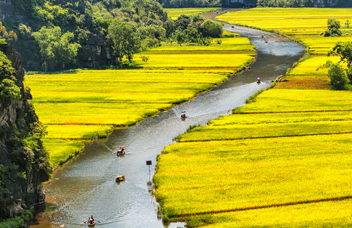 Tour Hanoi - Ninh Binh 2 Days 1 Night - Tours in Hanoi