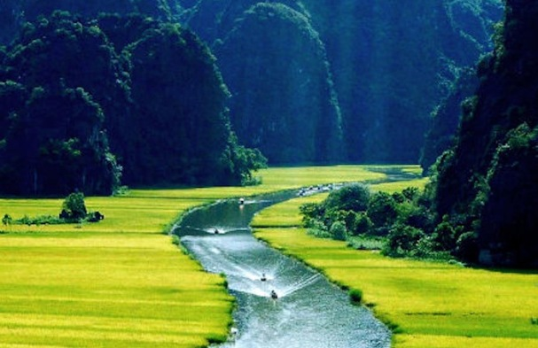 Hoa Lu - Tam Coc Tour 1 Day - Tam Coc tour from Hanoi