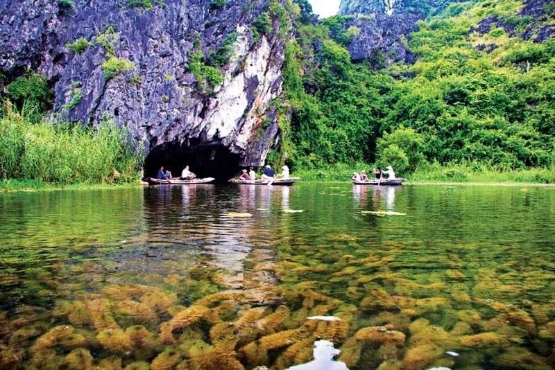 Kết quả hình ảnh cho Van Long Nature Reserve