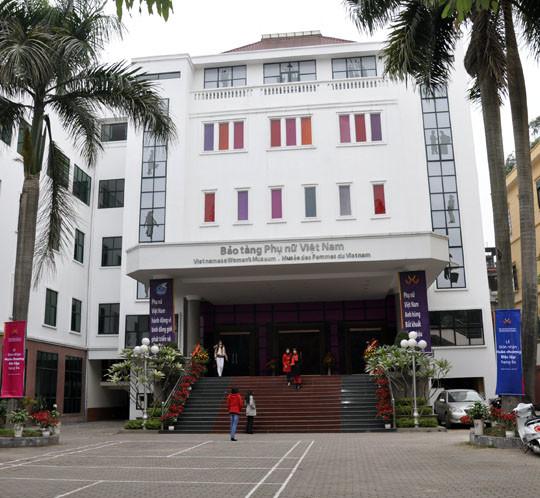 Vietnam Women Museum